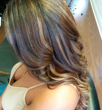 2016 Hair Highlights For Brunettes Google Search