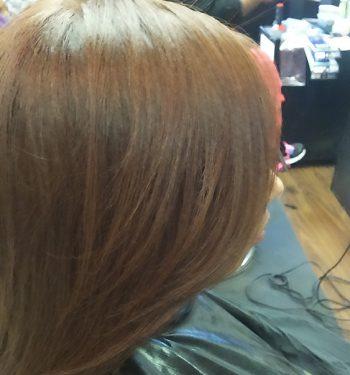 hair coloring toronto