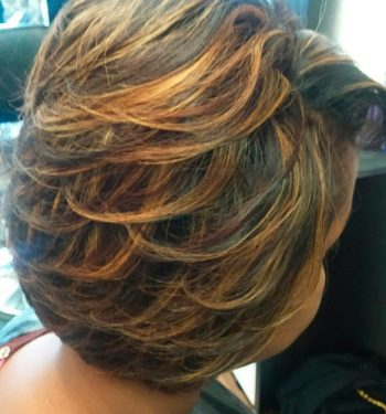 hair salon toronto color highlights